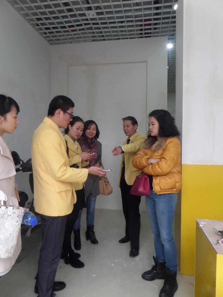 同心协力,扎根双流---玛雅房屋四川双流区域欧洲印象店新店开业在即