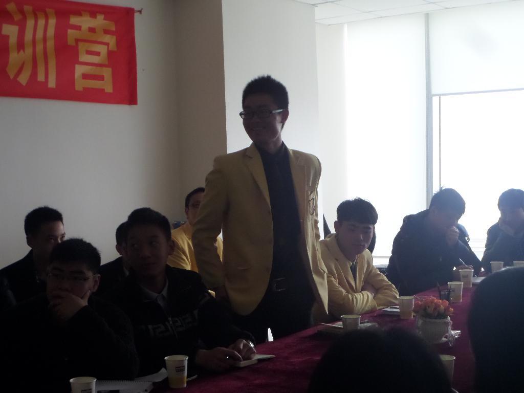 玛雅房屋四川总部对各区域企业文化培训课程圆满结束